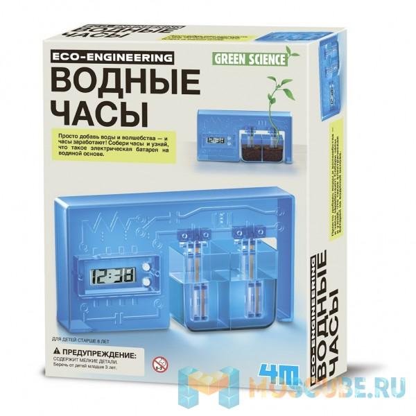 Набор 4M Green Science Водные Часы 00-03411