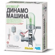 Набор Green Science 4M Динамо машина 00-03263