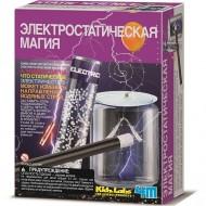 Набор 4M KidzLabs Электростатическая Магия 00-03354