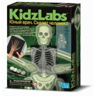 Набор 4M KidzLabs Юный врач. Скелет человека 00-03375