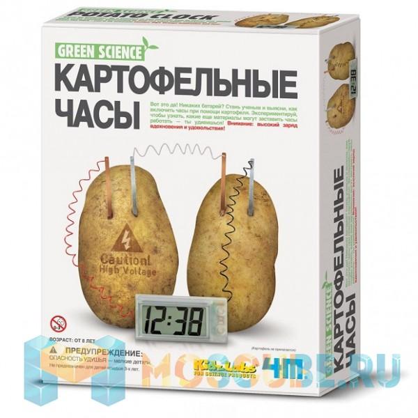 Набор 4M Green Science Картофельные Часы 00-03275