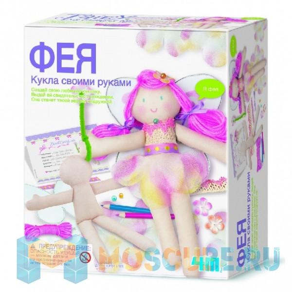 4m Кукла своими руками Фея