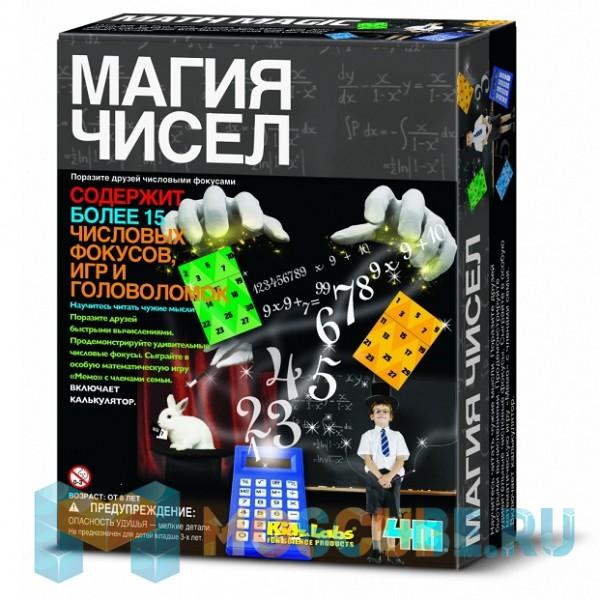 Набор 4M Магия чисел 00-03293