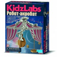 Набор 4M KidzLabs Робот-акробат 00-03364