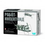Набор Веселая Механика 4M Робот-инсектоид 00-03367