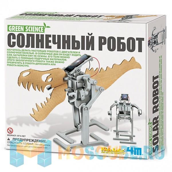 Набор 4M Green Science Солнечный Робот 00-03294