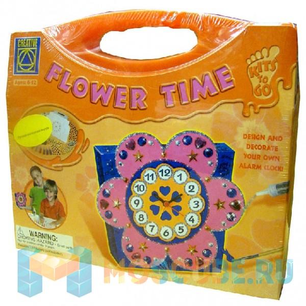 CREATIVE Цветочные часы