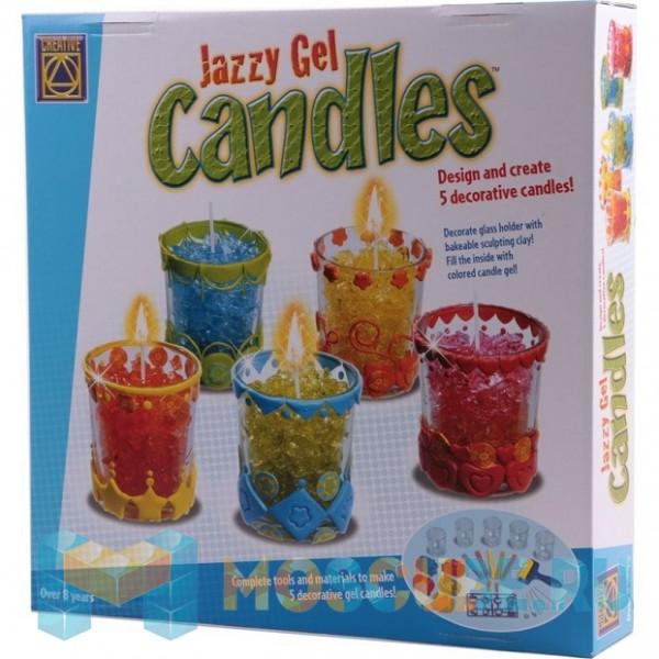 CREATIVE Гелевые свечи