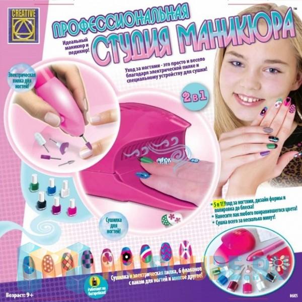 CREATIVE Профессиональная студия маникюра