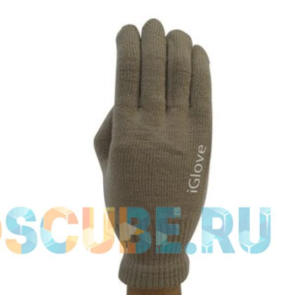 Перчатки iGlove (бежевый)