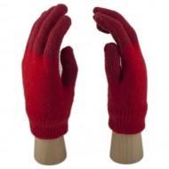 Сенсорные Перчатки Легкие (красные)