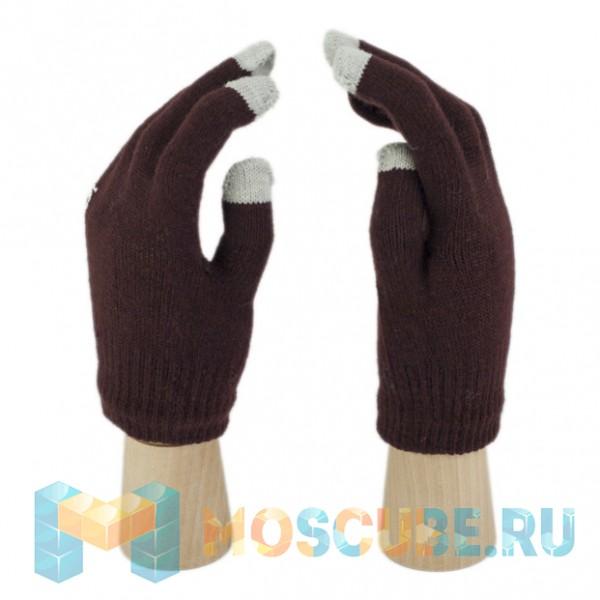 Перчатки iGlove (бордовый)