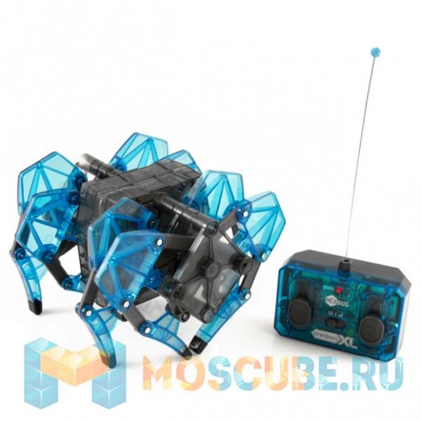 Микроробот Hexbug Strandbeest XL (Стрэндбист) Синий