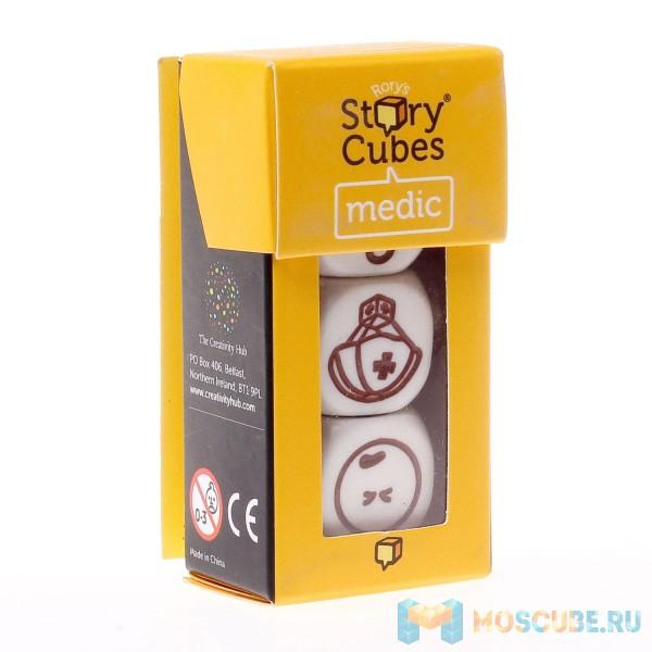 Кубики Историй Rory's Story Cubes ''Медицина'' RSC14