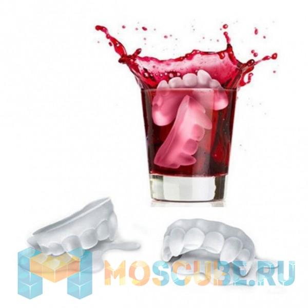 Форма для льда LHS Cool Blood Зубы Вампира TM10027