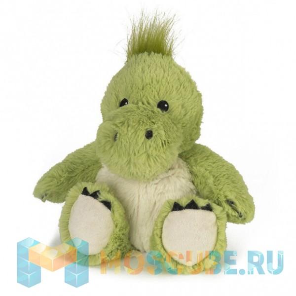 Warmies Intelex Игрушка-грелка Cozy Plush Динозавр