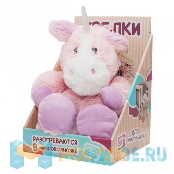 Warmies Intelex Игрушка-грелка Cozy Plush Единорог