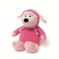 Warmies Intelex Игрушка-грелка Cozy Plush Овечка в худи розовая