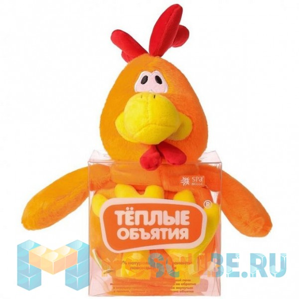 Warmies Intelex Игрушка-грелка Cozy Plush Петух