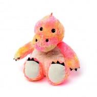 Warmies Intelex Игрушка-грелка Cozy Plush Радужный Динозавр