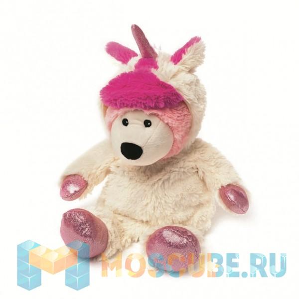 Warmies Intelex Игрушка-грелка Cozy Plush Унси кремовый