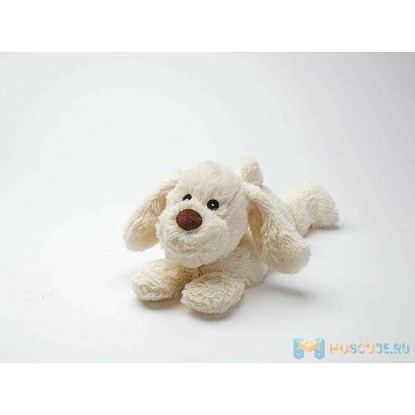 Warmies Intelex Игрушка-грелка Cozy Plush Кремовый щенок