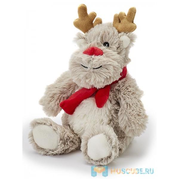 Warmies Intelex Игрушка-грелка Cozy Plush Junior Оленёнок