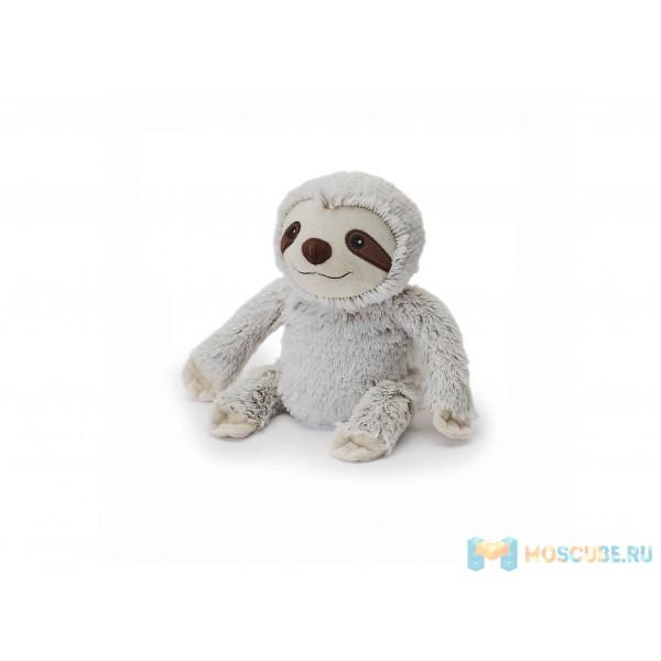 Warmies Intelex Игрушка-грелка Cozy Plush Marshmallow Ленивец
