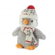 Warmies Intelex Игрушка-грелка Cozy Plush Пингвин в шапочке