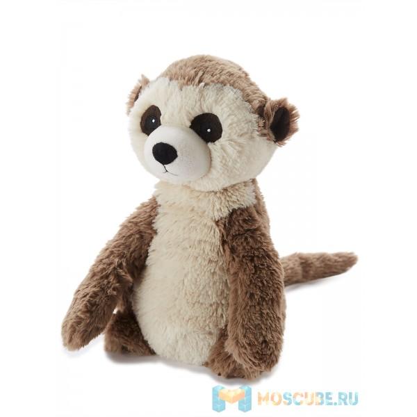 Warmies Intelex Игрушка-грелка Cozy Plush Серый Сурикат