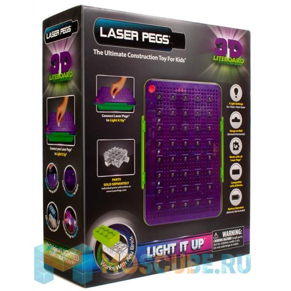 Дополнительные детали Laser Pegs 3D Световая панель LB1105B