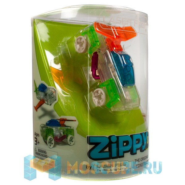 Конструктор Laser Pegs Zippy Do (Зипи Ду) 3 в 1 ZD001