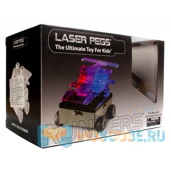 Конструктор Laser Pegs Машина 6 в 1 RN1320A
