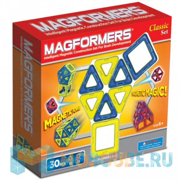 MAGFORMERS 63068 30