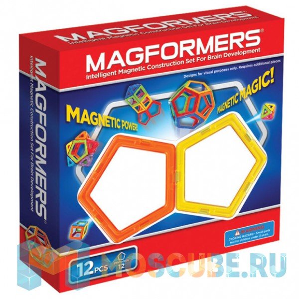 MAGFORMERS 63071 12