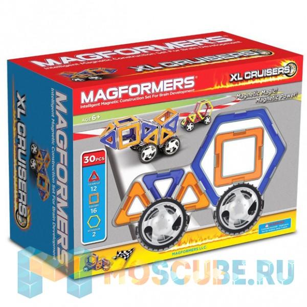 MAGFORMERS 63073 Xl cruisers машины