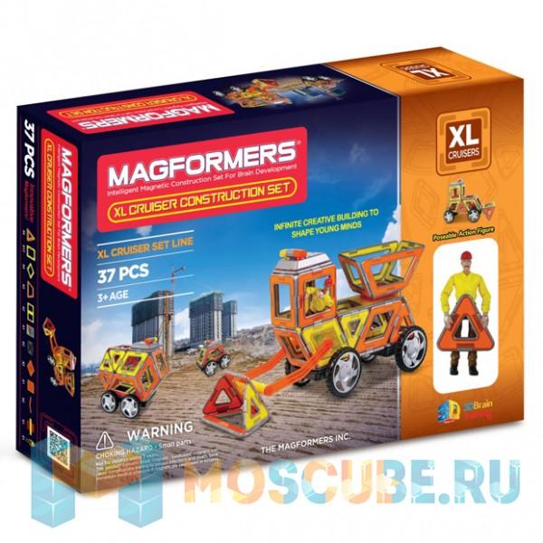 MAGFORMERS 63080 Набор Круизер Строители