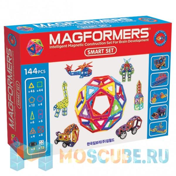 MAGFORMERS 63082 Smart set
