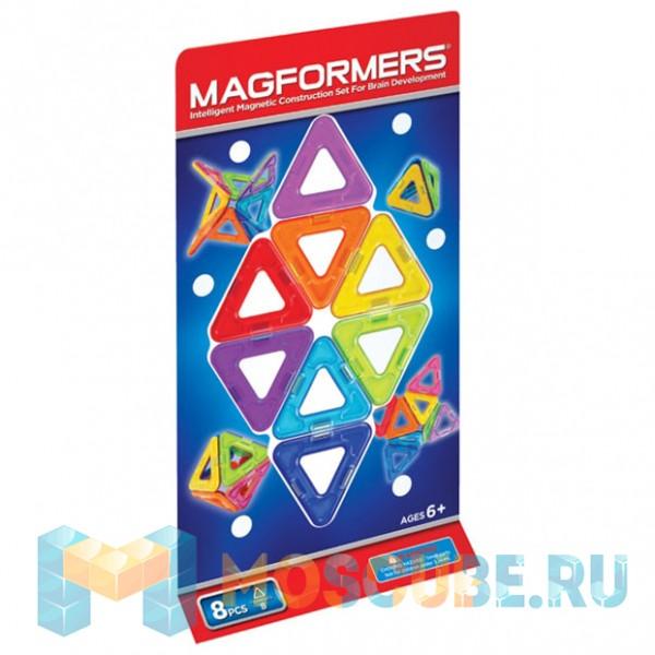 MAGFORMERS 63085 Треугольники 8