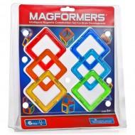 MAGFORMERS 63086 Квадраты 6