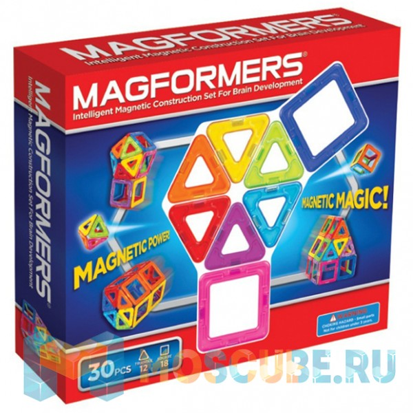 MAGFORMERS 63087 26