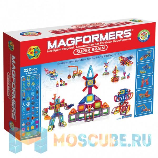 MAGFORMERS 63088 Super Brain Up set
