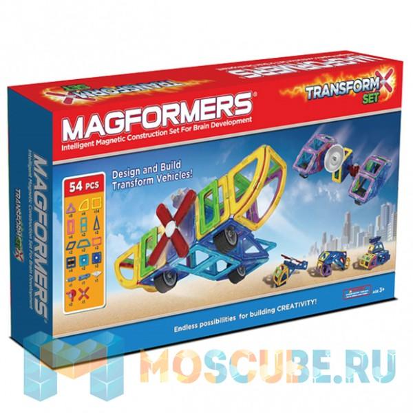 MAGFORMERS 63089 Transform set