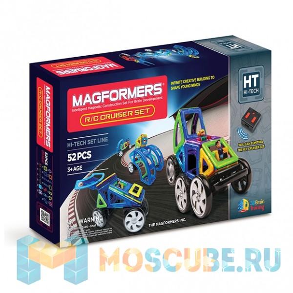 MAGFORMERS 63091 R/C custom set