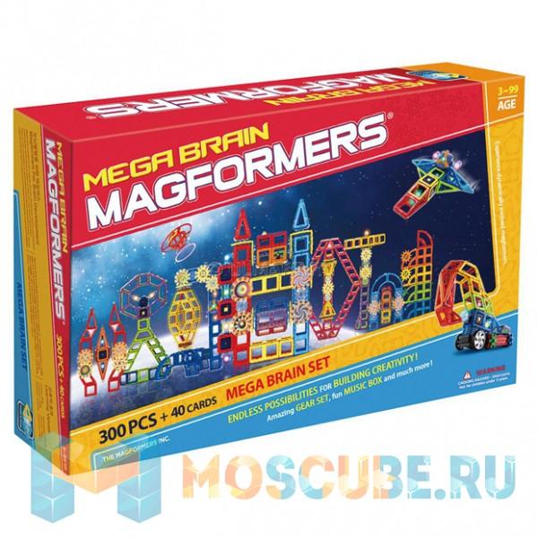 MAGFORMERS 63100 Mega Brain