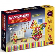 MAGFORMERS 63108 My First Magformers 54