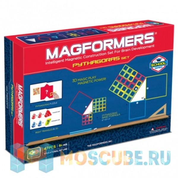 MAGFORMERS 63113 Пифагор