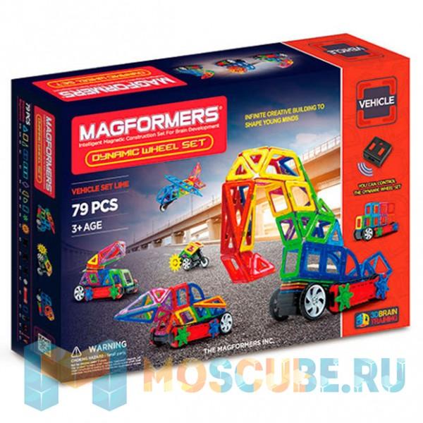 MAGFORMERS 63116 Dinamic Wheel Set