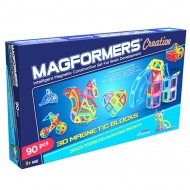 MAGFORMERS 63118 Creative 90