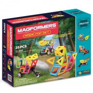 MAGFORMERS 63130 Magic Pop